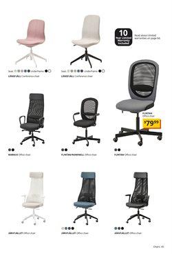 Office chair deals in Ikea