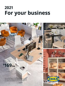 Home & Furniture offers in the Ikea catalogue in New York ( More than a month )