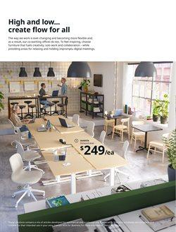 Office furniture deals in Ikea