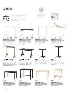 Desk deals in Ikea