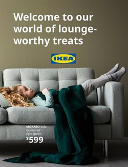 Ikea catalogue in New York ( More than a month )