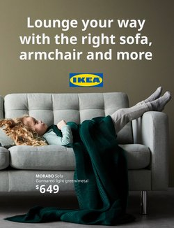 Home & Furniture deals in the Ikea catalog ( More than a month)