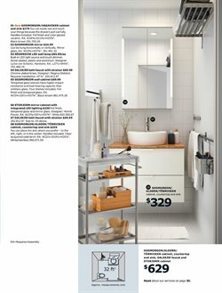 Mirror deals in the Ikea weekly ad in Sterling VA