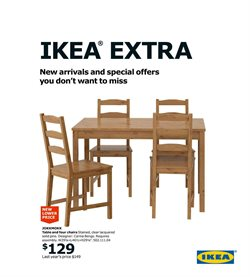 Home & Furniture deals in the Ikea weekly ad in Dallas TX