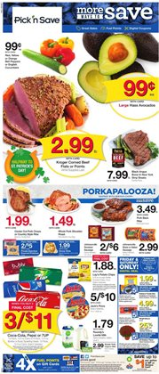 Pick'n Save deals in the Milwaukee WI weekly ad