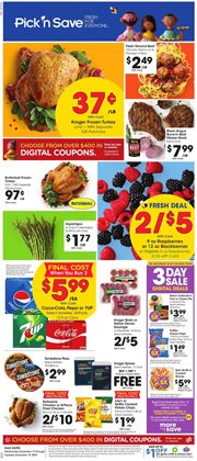 Grocery & Drug deals in the Pick'n Save weekly ad in Appleton WI
