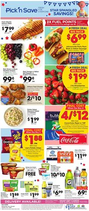 Pick'n Save catalogue in Rothschild WI ( 2 days left )