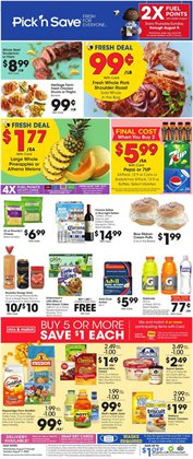 Pick'n Save catalogue ( 2 days left )