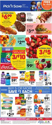 Pick'n Save catalogue ( 3 days left )