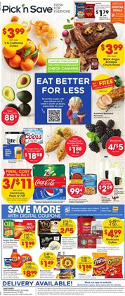 Grocery & Drug offers in the Pick'n Save catalogue in Madison WI ( 2 days left )