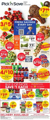 Grocery & Drug offers in the Pick'n Save catalogue in Schaumburg IL ( 3 days left )