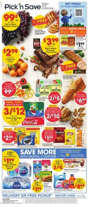 Pick'n Save catalogue ( 1 day ago )