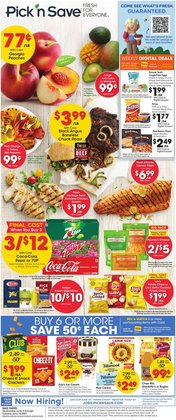Grocery & Drug deals in the Pick'n Save catalog ( Expires tomorrow)