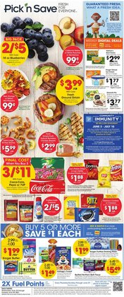 Grocery & Drug deals in the Pick'n Save catalog ( 1 day ago)