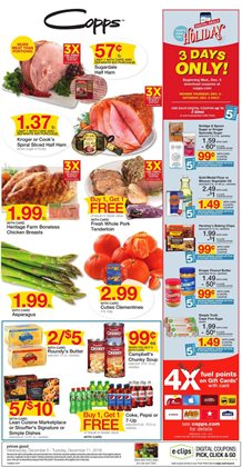 Copps deals in the Green Bay WI weekly ad