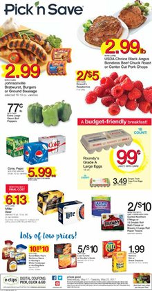 Copps deals in the Milwaukee WI weekly ad