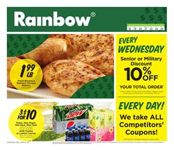Grocery & Drug deals in the Rainbow weekly ad in East Lansing MI