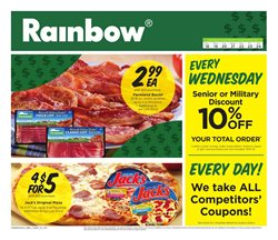 Grocery & Drug deals in the Rainbow weekly ad in Hot Springs National Park AR