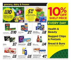Mars deals in the Rainbow weekly ad in New York
