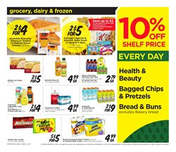 Kellogg's deals in the Rainbow weekly ad in New York