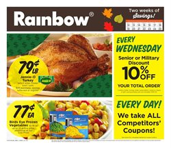 Rainbow deals in the Germantown OH weekly ad