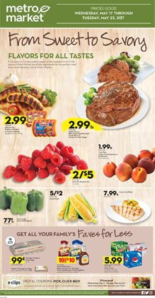 Metro Market deals in the Milwaukee WI weekly ad