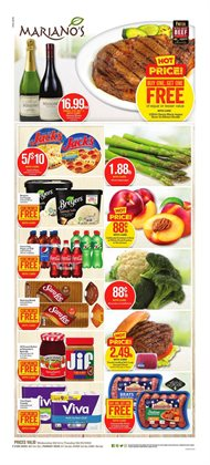 Mariano's deals in the Chicago IL weekly ad