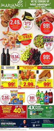 Grocery & Drug offers in the Mariano's catalogue in Lincolnwood IL ( Published today )