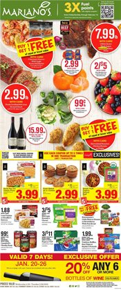 Grocery & Drug offers in the Mariano's catalogue in Joliet IL ( 3 days left )