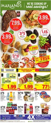 Grocery & Drug offers in the Mariano's catalogue in Schaumburg IL ( 3 days left )