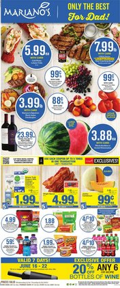 Grocery & Drug deals in the Mariano's catalog ( 1 day ago)