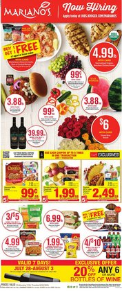 Mariano's deals in the Mariano's catalog ( 2 days left)