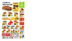 Food Lion deals in the Christiansburg VA weekly ad