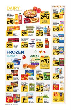 Tropicana deals in the Food Lion weekly ad in Knoxville TN