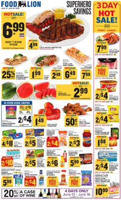Grocery & Drug deals in the Food Lion weekly ad in Charlottesville VA