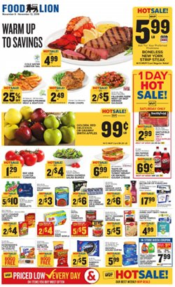 Food Lion deals in the Upper Marlboro MD weekly ad