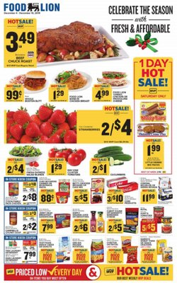 Grocery & Drug deals in the Food Lion weekly ad in Burlington NC