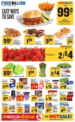 Food Lion deals in the Virginia Beach VA weekly ad