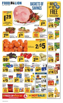 Food Lion catalogue in Washington-DC ( 1 day ago )
