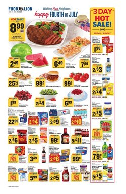 Grocery & Drug offers in the Food Lion catalogue in Savannah GA ( 3 days left )
