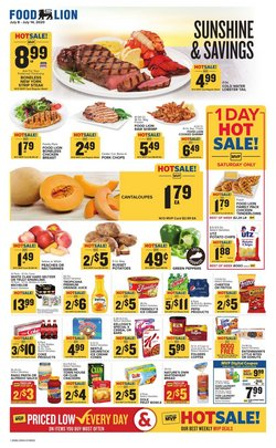 Food Lion catalogue in Lorton VA ( Expires tomorrow )
