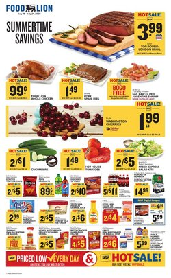 Grocery & Drug offers in the Food Lion catalogue in Winston Salem NC ( 1 day ago )