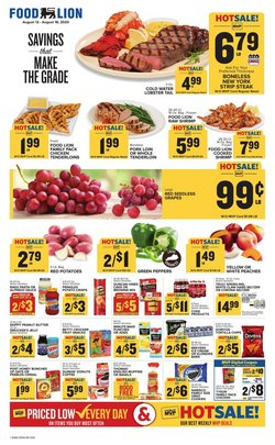 Grocery & Drug offers in the Food Lion catalogue in Newark DE ( Published today )
