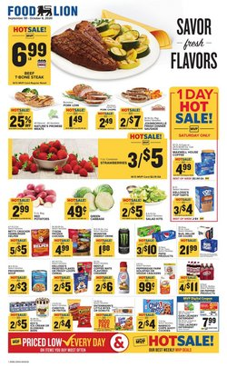 Grocery & Drug offers in the Food Lion catalogue in Cary NC ( 1 day ago )