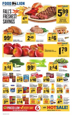 Grocery & Drug offers in the Food Lion catalogue in Hickory NC ( Expires today )