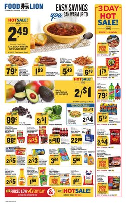 Grocery & Drug offers in the Food Lion catalogue in Maryville TN ( Published today )