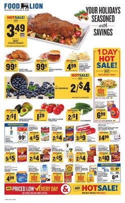 Grocery & Drug offers in the Food Lion catalogue in Burlington NC ( Published today )