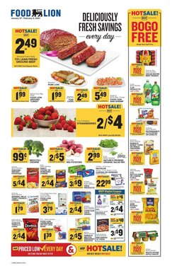 Grocery & Drug offers in the Food Lion catalogue in Gastonia NC ( Published today )
