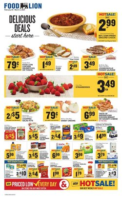 Food Lion catalogue in Sterling VA ( Expired )