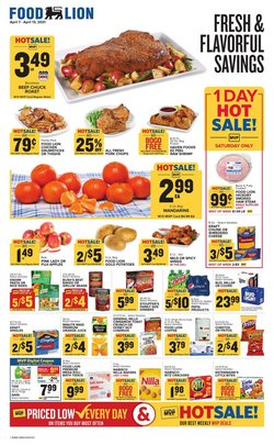 Food Lion catalogue in Williamsburg VA ( 2 days left )